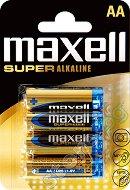 Батерия AA - Супер алкална (LR6) - 4 броя -