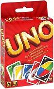 Уно - Карти за игра на български език -