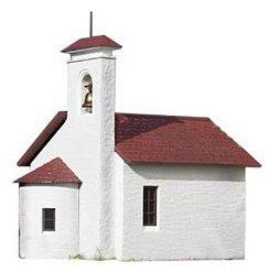 Параклис Свети Бонифаций - Сглобяем модел -