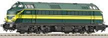 Дизелов локомотив - Модел 60 - ЖП модел - макет