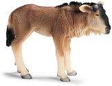 Антилопа Гну - бебе - Фигура от серията - Животни от дивия свят - фигура
