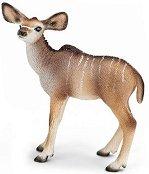 Антилопа куду - бебе - Фигура от серията - Животни от дивия свят - играчка