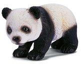 Гигантска панда - бебе - Фигура от серията - Животни от дивия свят - творчески комплект