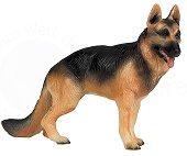 """Куче - Немска овчарка - Фигура от серията """"Животните във фермата"""" -"""