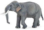 Азиатски слон - Фигура от серията Диви животни - фигура