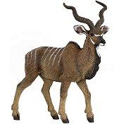 Антилопа куду - Фигура от серията Диви животни - фигура