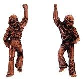 Моряк - Комплект от две фигури - макет