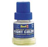 Фосфоресцираща боя - Color Night - Боичка за оцветяване на модели и макети - макет