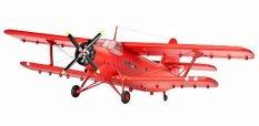 """Военен самолет - Antonov An-2 """"Colt"""" - Сглобяем авиомодел - макет"""