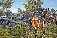 Войници от немската артилерия - Комплект фигури -