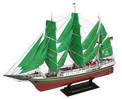 Барк - Alexander von Humboldt - Сглобяем модел -