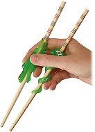 Тренажор за овладяване на китайски пръчици - За деца и възрастни - играчка