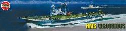 Самолетоносач - HMS Victorious - Сглобяем модел -