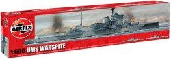 Военен кораб - HMS Warspite - Сглобяем модел -