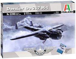 Бомбардировач - Dornier Do 217 M-1 - Сглобяем авиомодел -