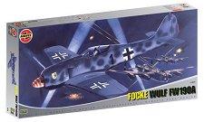 Изтребител - Focke Wulf Fw-190A - макет