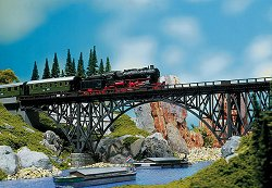 ЖП мост над река - продукт
