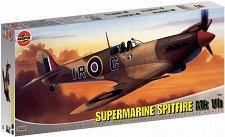 Изтребител - Supermarine Spitfire MkVb - Сглобяем авиомодел -