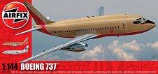 Пътнически самолет - Боинг 737 - Сглобяем авиомодел -