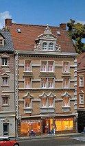 Многоетажна сграда - Allianz - Сглобяем модел -