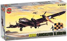 Бомбардировач - Avro Lancaster B.MKI/III -