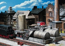 Резервоари за дизелово гориво - Сглобяем модел -