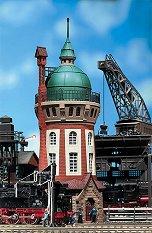 Водна кула - Bielefeld - Сглобяем модел -