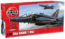 Военен учебен самолет - BAe Hawk T1A / MK1 - Сглобяем авиомодел -
