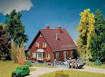 Къща в планината - Clinker - Сглобяем модел - макет