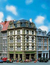 """Ъглова сграда на улица """"Goethestrasse"""" - Сглобяем модел -"""