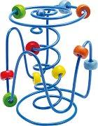 Спирала - Spring - Детска дървена играчка - играчка
