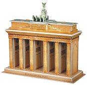 Бранденбургската врата, Берлин - 3D пъзел - пъзел