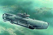 Подводница - Seehund - Сглобяем модел - макет