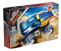 Автомобил - Акула - Детски конструктор -
