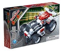 Автомобил - Аполо - Детски конструктор - играчка