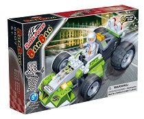 Автомобил - Морски дракон - Детски конструктор - играчка