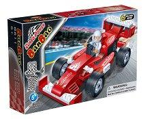 Автомобил - Дракон - Детски конструктор - играчка