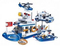 Брегова охрана - Детски конструктор - играчка