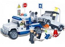 Пътна помощ - Детски конструктор - играчка