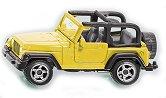 Джип - Wrangler - Метална количка - продукт