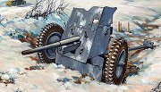 Противотанково оръдие - Pak 36 - Сглобяем модел - макет
