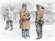 Войници от руска пехотна войска -