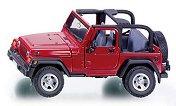 Джип - Wrangler - Метална количка - играчка