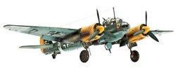 Бомбардировач - Junkers Ju 88 A-4 - Сглобяем авиомодел -