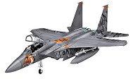 Военен изтребител - F-15E Strike Eagle - Сглобяем авиомодел -