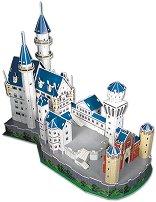 Замъкът Нойшванщайн - 3D пъзел - пъзел