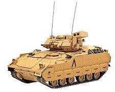 Танк - M2A2 Bradley - Сглобяем модел - макет