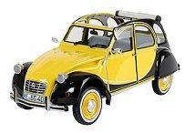 Автомобил - Citroen 2CV - макет