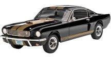 Автомобил - Ford Mustang Shelby GT 350 H - Сглобяем модел - макет