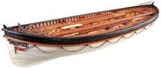 """Спасителна лодка от """"Titanic"""" - Сглобяем модел от дърво -"""